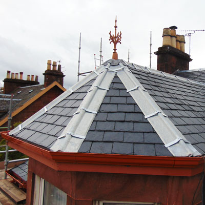 Bearsden Roofers Amp Roofing Services J Shearer Roofing