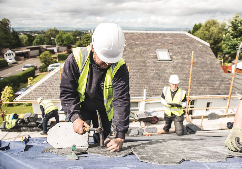 Roofers Amp Roofing Services For Milngavie Glasgow J